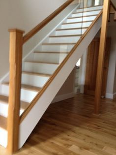 Award Winning bespoke staircases in Oak, Walnut, Stone or Glass craftsman made and installed throughout the UK: Small Staircase, Staircase Landing, House Staircase, Staircase Remodel, Modern Staircase, Staircase Design, Railing Design, Glass Stairs, Concrete Stairs
