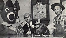 http://pinterest.com/pin/create/bookmarklet/?media=http%3A%2F%2Fupload.wikimedia.org%2Fwikipedia%2Fcommons%2Fthumb%2F9%2F9e%2FCaptain_Kangaroo_promotional_postcard_1961.JPG%2F220px-Captain_Kangaroo_promotional_postcard_1961.JPG=http%3A%2F%2Fen.wikipedia.org%2Fwiki%2FCaptain_Kangaroo=Captain%20Kangaroo%20-%20Wikipedia%2C%20the%20free%20encyclopedia_video=false=      Captian Kangaroo Show, I loved this show!