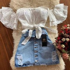 Girls Fashion Clothes, Teen Fashion Outfits, Swag Outfits, Mode Outfits, Girly Outfits, Pretty Outfits, Teenage Outfits, Outfits For Teens, Country Girls Outfits