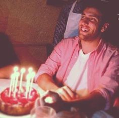 Happy birthday Evan Springsteen 25.07.15 - 25 years old