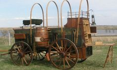 Custom built and used chuck wagon, covered wagon and sheep wagon for sale at Hansen Wheel and Wagon Shop. Horse Wagon, Horse Drawn Wagon, Wagons For Sale, Fifth Wheel Trailers, Old Wagons, Chuck Wagon, Covered Wagon, Gypsy Wagon, Trailer Hitch
