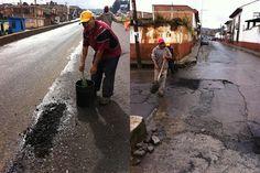 Con la finalidad de rehabilitar las vías del municipio y anticiparse a la temporada de lluvias, el Ayuntamiento de Pátzcuaro, a través de la Dirección de Obras Públicas, inició un ...