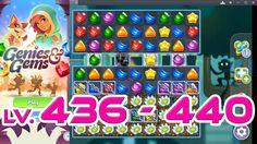 Genies & Gems - Level 436 - 440 (1080p/60fps)