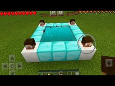 How to Spawn the God Boss in Minecraft Pocket Edition (Boss Fight) - YouTube