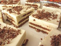 New Ideas Cheese Cake Rezept Ohne Backen Tasty, Yummy Food, Russian Recipes, How Sweet Eats, Dessert Recipes, Desserts, Chocolate Cookies, Healthy Baking, Cake Cookies