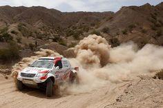 Paris Dakar 2012
