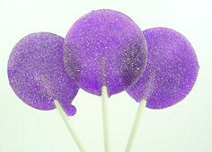 Peeps  Vanilla Marshmallow Lollipops by TheGroovyBaker on Etsy, $10.00