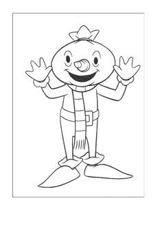 Disegni da colorare Bob Aggiustatutto 11