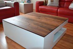 Noten meubels