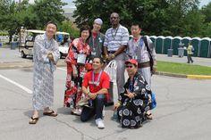 Walmart friends from around the globe. [2011]