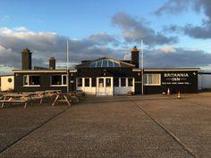 Britannia Inn #pub #Dungeness #Shepherd #Neame #East #Sussex | by faust2000