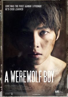Song Joong Ki's movie A Werewolf Boy is coming to DramaFever!