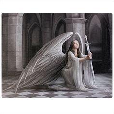 Anne Stokes Klein Fantasy Leinwand/Bild U2013 Der Segen   Bilder Fantasy  Fantasie Bilder Ideen