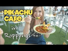 The Pikachu Cafe is Amazing