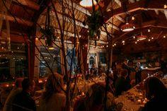 Timberline Lodge Wedding - Mt. Hood - Winter Wedding