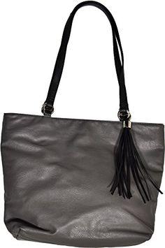 #Style & Co. Womens Handbag, Grey Large Tote Style & Co. http://www.amazon.com/dp/B00N85RF84/ref=cm_sw_r_pi_dp_axsbub1NP6JM4