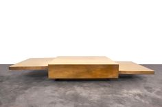 TAVOLO 2000 Coffee table