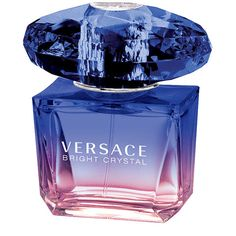 Versace 'Bright Crystal' Eau de Toilette (345 ILS) ❤ liked on Polyvore featuring beauty products, fragrance, perfume, beauty, makeup, accessories, cosmetics, women, versace perfume and peony perfume fragrances