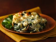 Looking for a delicious baked meal? Then check out this dinner recipe made with Green Giant® spinach, Original Bisquick® mix, cheese and pasta. Entree Recipes, Pasta Recipes, Dinner Recipes, Cooking Recipes, Dinner Ideas, Spinach Recipes, Noodle Recipes, Dinner Menu, Veggie Recipes