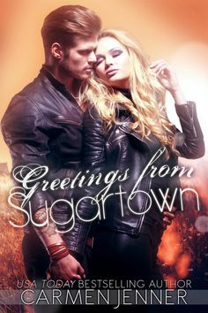Greetings from Sugartown by Carmen Jenner Cover Reveal & Giveaway