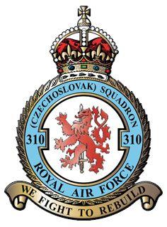310. Czechoslovak Squadron RAF
