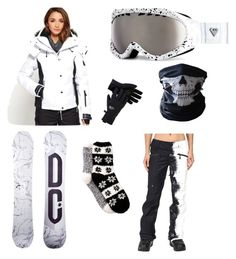 Coal in the Snow!! by sapphiref on Polyvore featuring polyvore, fashion, style, Superdry, Volcom, Free Press, The North Face, DC Shoes, BUFF and clothing