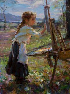 Daniel F. Gerhartz...   Kai Fine Art
