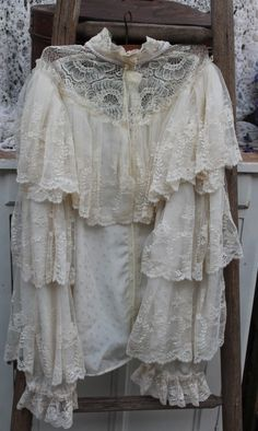 Vintage Victorian blouse SOLD