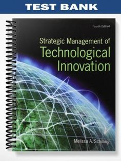 Strategic management of technological innovation 4th edition pdf test bank for strategic management of technological innovation 4th edition by schilling fandeluxe Gallery
