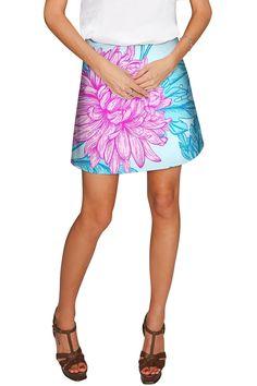 Floral Bliss Aria A-Line Skirt - Women