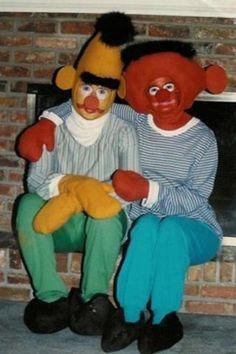 Bert and Ernie.... @Hannah Fulmer
