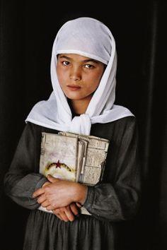 School Girl in Herat, Afghanistan