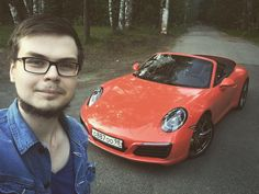 Стример игрой в GTA и Counter-Strike заработал на Porsche
