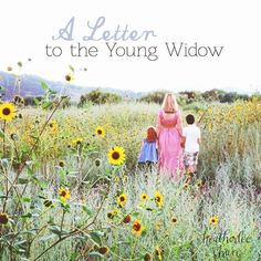 Letter to a Young Widow by Heatherlee Chan  | Grief and Loss