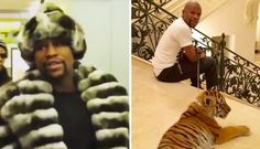 Floyd Mayweather Is Officially A Giant Asshole To Animals For the love of animals. Pass it on.