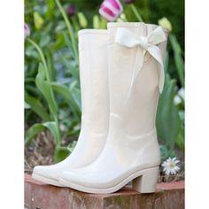 £49.99 Catherine Weddington Boots - Wedding Wellies