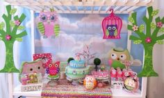 Owl Birthday Party Ideas | Photo 1 of 12 | Catch My Party