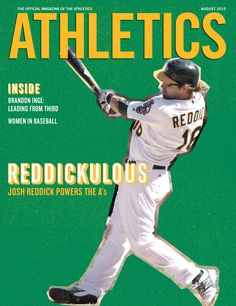 2012 Issue 4: Josh Reddick