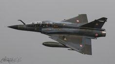 https://flic.kr/p/R9TL2P | French Air Force Dassault Mirage 2000N 375 Ramex Delta