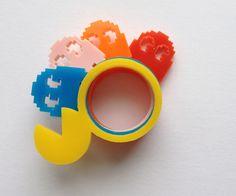 Image of PacMan Ring Set