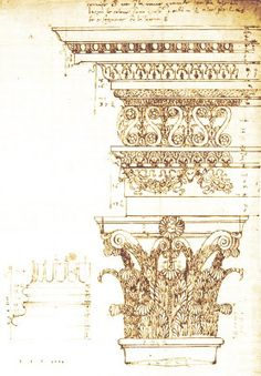 Turn-of-the-Centuries: The Exploratory Drawings of Andrea Palladio