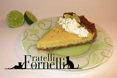 Ricetta Key lime pie » La Key lime Pie, velocissima da preparare, molto rinfrescante è perfetta per stupire gli amici nella stagione estiva :)