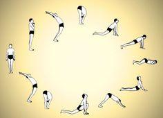 gezonde bewegingen | zonnegroet ayurveda-yoga