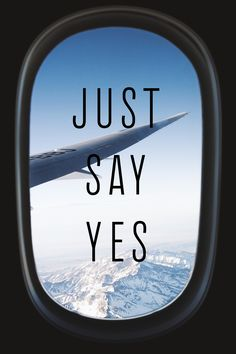 Just say yes to ADVENTURE and TRAVEL! Say yes to last minute trips and last…
