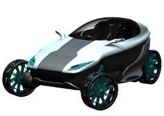 Aythya Amphibious Vehicle