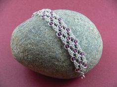 Chain Mail | Bracelets: Crystal River | Item #1603