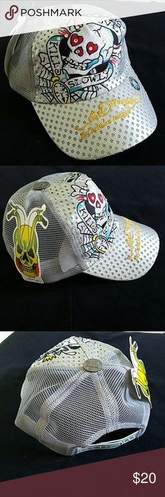 🎁NEW Ed Hardy by Christian Audigier hats New & authentic *BUNDLE & save with our DISCOUNT* Ed Hardy Accessories Hats