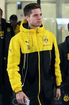 Julian Weigl, Football Players, Athletes, All Star, Motorcycle Jacket, Germany, Game, Hot, Soccer