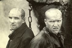 "Alexander Kaidanovsky and Solonitsyn  from Tarkovsky's ""Stalker"" by nkimadams, via Flickr"