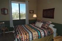 Second Guest Room at Desert Joy www.desertjoy.net Tucson/Marana - Clothing Optional Home Network